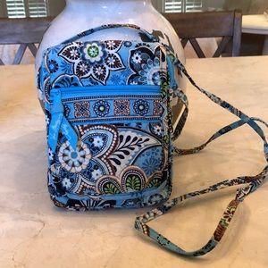 Vera Bradley Cross Body w/free coin purse